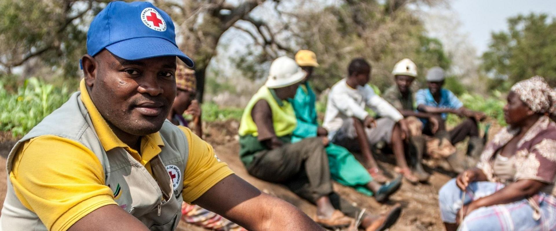 EU Aid Volunteer Organizational Development and Change Management Mozambique