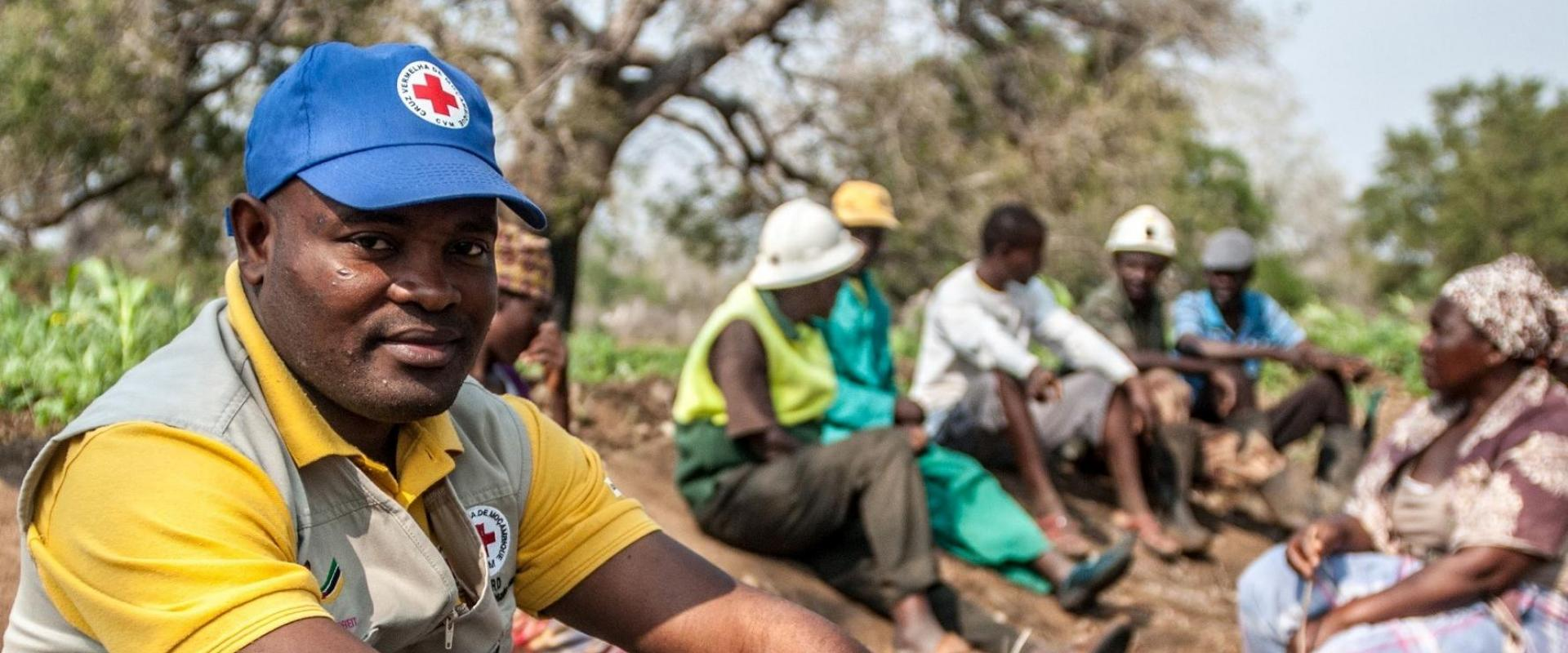 EU Aid Volunteer Social Media/Communication Mozambique